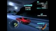 Nfs Carbon drift Fortuna Heights 8laps 121.968.008 mil World record