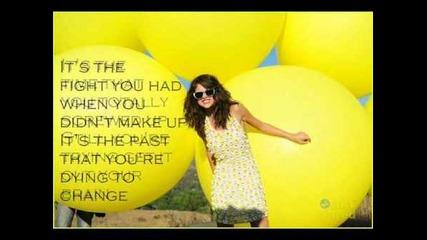 Selena Gomez & the scene - Hit The Lights Lyrics