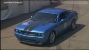 Dodge Challenger Srt-8 vs Mercedes C63 Amg vs Audi Rs6