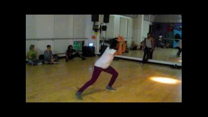 Nicki Minaj - I Get Crazy feat. Lil Wayne Choreography by: Dejan Tubic