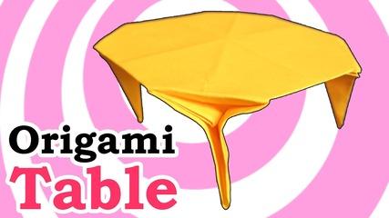 Оригами Маса