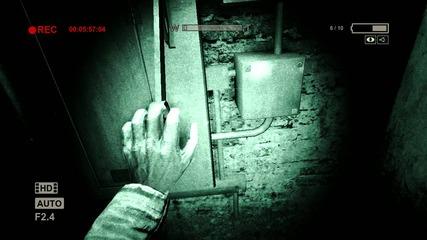 [нека Играем] Outlast - Gpb Gaming - геймплей #2