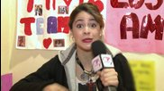 Violetta en Vivo:любимият ми момент