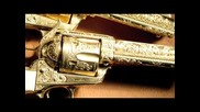 Photo - Fastest Man With the Golden Guns: Nra National Firearms Museum Featured Guns