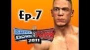 Wwe Raw Vs Smackdown. John Cena Ep.7 2011