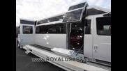 International Commander limo limousine - www.royaluxury.com