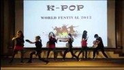 K Pop World Fesival 2012 Bulgaria This is Modd