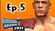 Smackdown Vs Raw 2011: John Cena Road to Wrestlemania