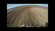 115 Foot Triple Jump Hd Pro Helmet cam Racetown 395 Main Track Helmet Cam Rider 821