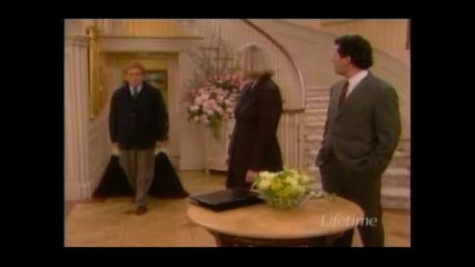 The nanny - season 6 best funniest moments of Niles and Cc - part 3