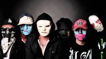 Hollywood Undead - City (lyrics)