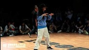 Bou Bou and Lufey vs Clara and Ruth | Hiphop Final | Eurobattle 2011