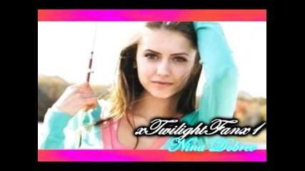Nina Dobrev - who says