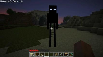 Minecraft 1.8 koi e tozi enderman