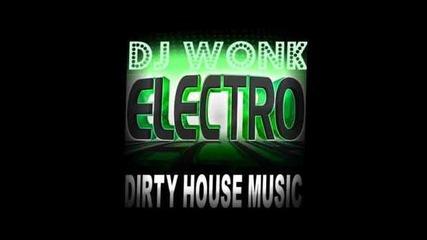 Electro House Mix Of Popular Songs 2012 / 2011 (dj Wonk vol2)