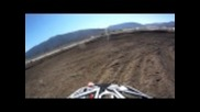Gopro Hd: Chad Reed Full Press Day Lap at Pala Raceway 2011