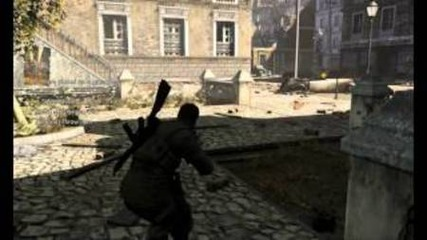 Sniper Elite V2 My Gameplay Mission 1 [ Hd ]