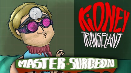 Kidney Transplant (animated)