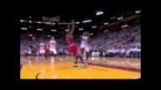 Playoffs - Miami Heat vs Chicago Bulls - Eastern Conference Finals Game 4 - 2552011