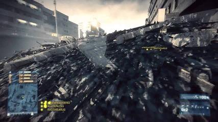 Battlefield 3 Bazar Sqdm it's not impossible