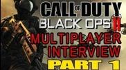 Call of Duty Black Ops 2 Multiplayer Interview Part 1 David Vonderhaar (inside Gaming Extended)
