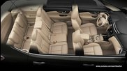 2014 Nissan X Trail Interiors and Exteriors Design