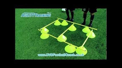Fc Barcelona speed training - football & soccer dills & skills