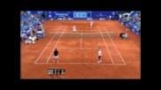 Mansour Bahrami / Bohdan Ulihrach vs. Pat Cash / Henry Leconte - Prague Open 2009 part1