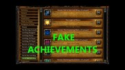 Как да линкваме фалшиви Achievement-и в Wow [бг Туториал]