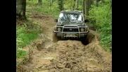 Off Road-nissan Patrol K160, Nissan Patrol Y60, Toyota Land Cruiser Lj70