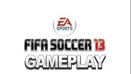 Fifa 13 Gameplay new 100 %