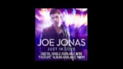 Joe Jonas - Just In Love (audio only)