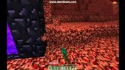 Minecraft 1.3.1 Survival Ep 4 - Лов на дискове