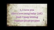 Love you like a love song-selena Gomez (karaoke)- Версия на китара.
