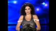 Aleksandra Apostolova ( Sanny ) The X factor Bulgaria 2011 - Live Show 04.10.2011