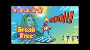 Just Dance 2015 - Break Free - 5* Stars