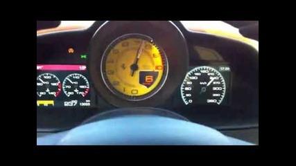 Ferrari 458 Italia Launch Control 0-300 Km/h