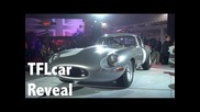 Brand new classic Jaguar E-type Lightweight comes back from the dead