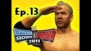Smackdown Vs Raw 2011: Christian Road to Wrestlemania Ep.13