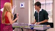 Леон и Людмила пеят Ahi estare