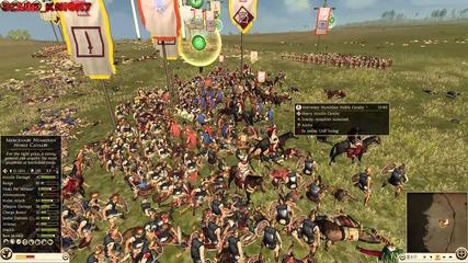 Rome 2: Total War Online Battle #022: Carthage vs Ardiaei