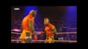 Sin Cara (mistico) vs Sin Cara (hunico) - Raw 19/09/11 Espa