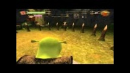 Shrek 2- Walkthrough part 3 Hd