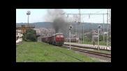07 061 с Лтв 20732 заминава от Шумен с много шум и пушек