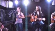 Yoko & Zafayah - Sun v lyatna nosht (live @ Stroeja, 21 May 2012) - Mega Drive 2