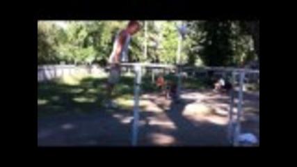 Street fitness in Bg 120 school