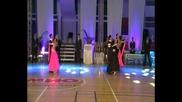 Пазарджик турнир спортни танци 2015г
