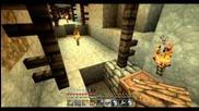 Cave Spider Xp ферма Minecraft Lp Ep4