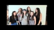 """firework"" by Katy Perry - Cover by Cimorelli!"