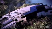 New Synthesis Ending - Mass Effect 3: Extended Cut - Gameplay